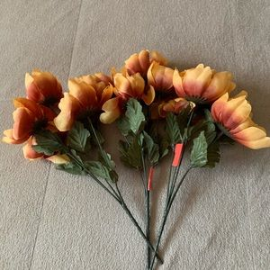 Joann Accents - 🍁 Fall Floral-9 Stems 🍁